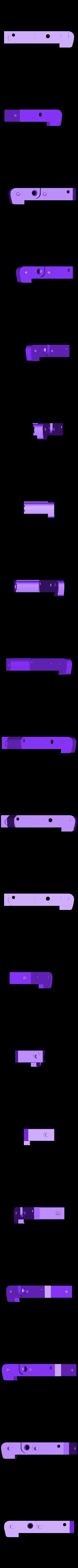 rx100m5a-bracket.stl Download free STL file Sony DSC RX100VA RX100M5A Bracket Grip Extension • 3D print template, whoopsie
