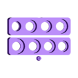 MoneteCipOK.stl Télécharger fichier STL gratuit Porta Euro • Modèle pour imprimante 3D, Cipper