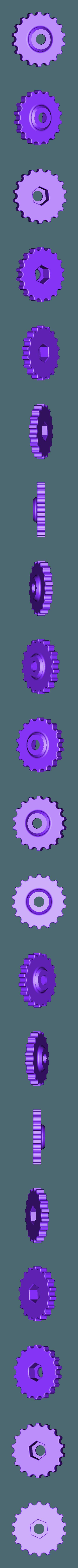 Nut.stl Télécharger fichier STL gratuit Film & Photo (mis à jour) • Design pour imprimante 3D, Cipper