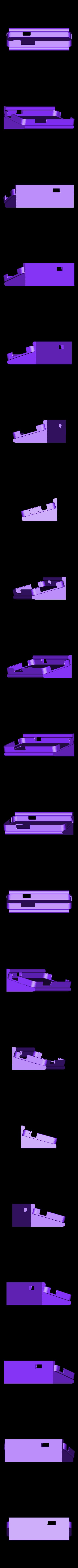 S2Sveglia.stl Télécharger fichier STL gratuit Réveillez-vous avec Samsung S2 • Design pour imprimante 3D, Cipper