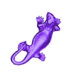 lezard.stl Download free STL file lizard (scanner with telephone, treat with (photo recap) on PC) • 3D printing design, YOHAN_3D