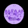 reloj_iron_maidenv5.stl Télécharger fichier STL gratuit Reloj Iron Maiden • Modèle imprimable en 3D, 3dlito