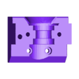 The_Hive_-_Mount.stl Download free STL file The Hive - Hurricane Duct for V6 Hotend Remix • Design to 3D print, FedorSosnin