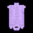 BOTTOM-8020.STL Télécharger fichier STL gratuit Étui Pi 4B Framboise Framboise • Objet pour imprimante 3D, mkellsy