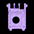 SLIM_30MM.STL Télécharger fichier STL gratuit Étui Pi 4B Framboise Framboise • Objet pour imprimante 3D, mkellsy