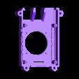STANDARD_40MM_SLOTTED_BLANK.STL Télécharger fichier STL gratuit Étui Pi 4B Framboise Framboise • Objet pour imprimante 3D, mkellsy