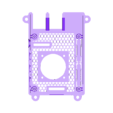 STANDARD_30MM_SLOTTED.STL Télécharger fichier STL gratuit Étui Pi 4B Framboise Framboise • Objet pour imprimante 3D, mkellsy