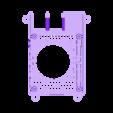 STANDARD_40MM.STL Télécharger fichier STL gratuit Étui Pi 4B Framboise Framboise • Objet pour imprimante 3D, mkellsy