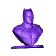 Batman-JL.stl Download free STL file Batman Justice League • 3D printer model, IdeaMutante