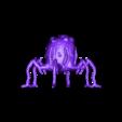 "bn.stl Download free OBJ file ""Creepy Spidey"" - Quickskulpt • 3D printer template, CarlCreates"