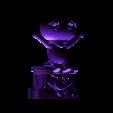 dlive_big.stl Télécharger fichier OBJ gratuit DLive Ninja • Design pour impression 3D, CarlCreates