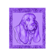 Bassett.stl Download free STL file Basset Hound • 3D printing template, Account-Closed