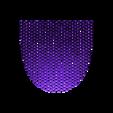 Visor_Mold-mesh.stl Télécharger fichier STL gratuit Visière de casque SpaceX • Objet pour impression 3D, Adafruit