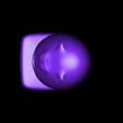 evil_egg.stl Télécharger fichier STL gratuit Mauvais Oeuf • Design pour imprimante 3D, Oggie