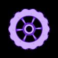 CR10_Knob_holes.stl Télécharger fichier STL gratuit Bouton de mise à niveau CR10 • Objet à imprimer en 3D, Oggie
