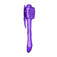 H.S. leg AXE.obj Download free OBJ file War Axe • 3D printer object, Crimsonbeard