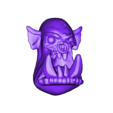 Ork_Head_2.stl Download free STL file Miniature - Ork Heads (Heroic Scale) (2016) • 3D printing object, whackolantern