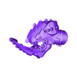 S_-_Head_-_Left.stl Télécharger fichier STL gratuit Xenos Bug - Moteur de siège • Modèle pour impression 3D, GarinC3D