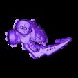 S_-_Head_-_Right.stl Télécharger fichier STL gratuit Xenos Bug - Moteur de siège • Modèle pour impression 3D, GarinC3D