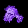 Torso_-_Left.stl Télécharger fichier STL gratuit Xenos Bug - Moteur de siège • Modèle pour impression 3D, GarinC3D