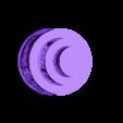 hole cake.stl Télécharger fichier STL gratuit Gâteau de Noël au lithophane • Objet pour imprimante 3D, liggett1