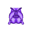 Venerius.stl Download free STL file Aasimar Sorcerer/Herbalist • Model to 3D print, Pza4Rza