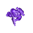 Marine_1v3.stl Download free STL file Rubric Marines • 3D printer design, Mazer