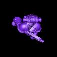 Marine4.stl Download free STL file Rubric Marines • 3D printer design, Mazer