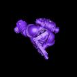 Marine6.stl Download free STL file Rubric Marines • 3D printer design, Mazer