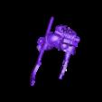 Aspiring_Sorc_Occult_Glaive_Staff.stl Download free STL file Rubric Marines • 3D printer design, Mazer