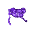 Occult_Blade_Cabal_7.stl Download free STL file 1KSons Occult Blade Cabal / Tzaangors Proxies • 3D printable object, Mazer