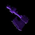 Chain_Axe_R.stl Download free STL file Assault Marine Builder Berserker, Tzaangors, Blade Cabal • 3D printable template, Mazer