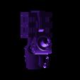 Kheres_back.stl Download free STL file Robot Dread • 3D print template, Mazer