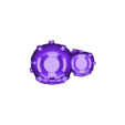 Galarian_Weezing.stl Download free STL file Galarian Weezing • 3D print model, Fanboydungeon3D