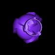 Vase05_obj.obj Download OBJ file vase cup vessel v05 for 3d-print or cnc • 3D printable template, Dzusto