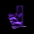 SKULL_RIGHT.stl Download free STL file FLAG - MEGA PACK FOR IMPERIAL GUNS • 3D printer template, yaemhay