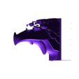EAGLE_RIGHT.stl Download free STL file FLAG - MEGA PACK FOR IMPERIAL GUNS • 3D printer template, yaemhay