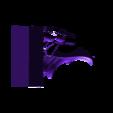 EAGLE_LEFT.stl Download free STL file FLAG - MEGA PACK FOR IMPERIAL GUNS • 3D printer template, yaemhay