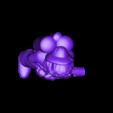 Macready.stl Download free STL file Keshiverse - Macready (The Thing) • Model to 3D print, whackolantern