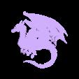 dragon.stl Télécharger fichier STL gratuit MONTRE DRAGON • Modèle pour impression 3D, 3dlito