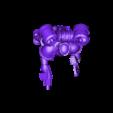 MK2_chainaxe_assault_4.stl Download free STL file Marine assault squad Eaters of Worlds • 3D printer template, KarnageKing