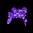 MK2_chainaxe_assault_1.stl Download free STL file Marine assault squad Eaters of Worlds • 3D printer template, KarnageKing