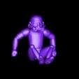 clon1.stl Télécharger fichier STL gratuit Support pour téléphone cellulaire de stormtrooper • Modèle pour impression 3D, Aslan3d