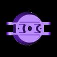 Prop_hub.stl Télécharger fichier STL gratuit Hélice pliante d'avion RC, hélice, spinner et moyeu repliables • Objet imprimable en 3D, Eclipson