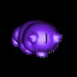 Waddles solo alcancia.stl Télécharger fichier STL gratuit Gamme Waddless Range (économiseur de pièces) • Design pour impression 3D, darcshadowrenacido