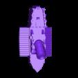 IronFistsship.stl Télécharger fichier STL gratuit ManThing IronBigBoomShip • Modèle pour imprimante 3D, barnEbiss2