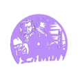 el_hobbit.stl Download free STL file Reloj El Hobbit • Design to 3D print, 3dlito