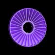 Turbine_spinner_FIXED.stl Download free STL file Turbine Spinner - Fixed • 3D printer model, Gophy