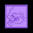 Dragon.stl Download free STL file Dragon Head • 3D print design, Account-Closed