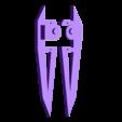 Tibia A.stl Télécharger fichier STL gratuit Robot hexagonal V1 • Design pour impression 3D, mwilmars